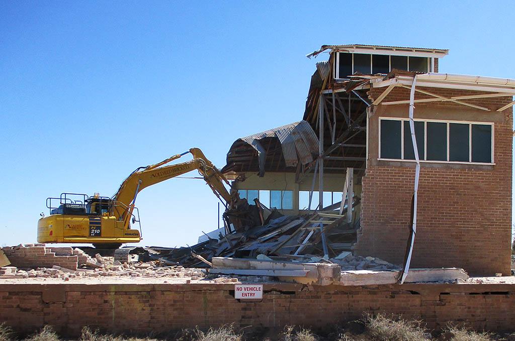 DDR Indigenous Contractors Demolition