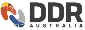 DDR Australia Logo